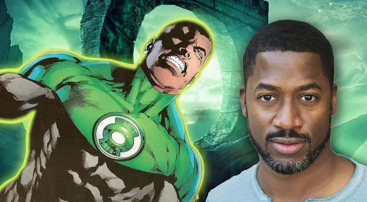 Wayne T. Carr was going to be the Green Lantern in Zack Snyder's Justice  League – Pledge Times