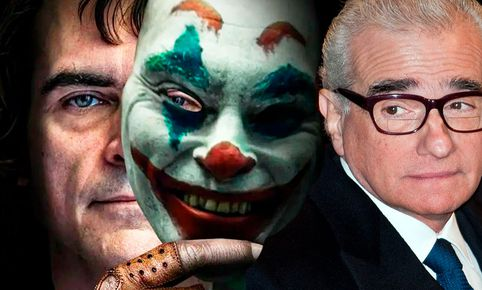 Joker no ha sorprendido a Scorsese