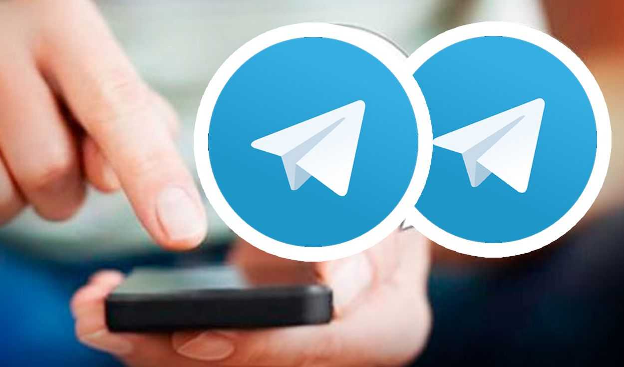 Telegram está disponible en iPhone y Android. Foto: andro4all