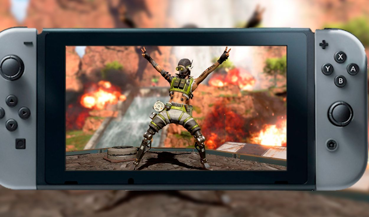 Apex Legends llegaría a Nintendo Switch con la temporada 8