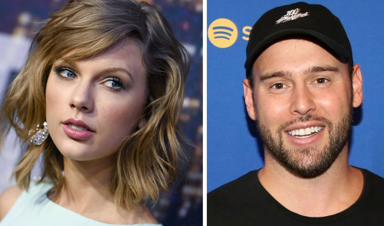 Taylor Swift acusa a Scooter Braun de amenazarla para no cantar en los American Music Awards 2019