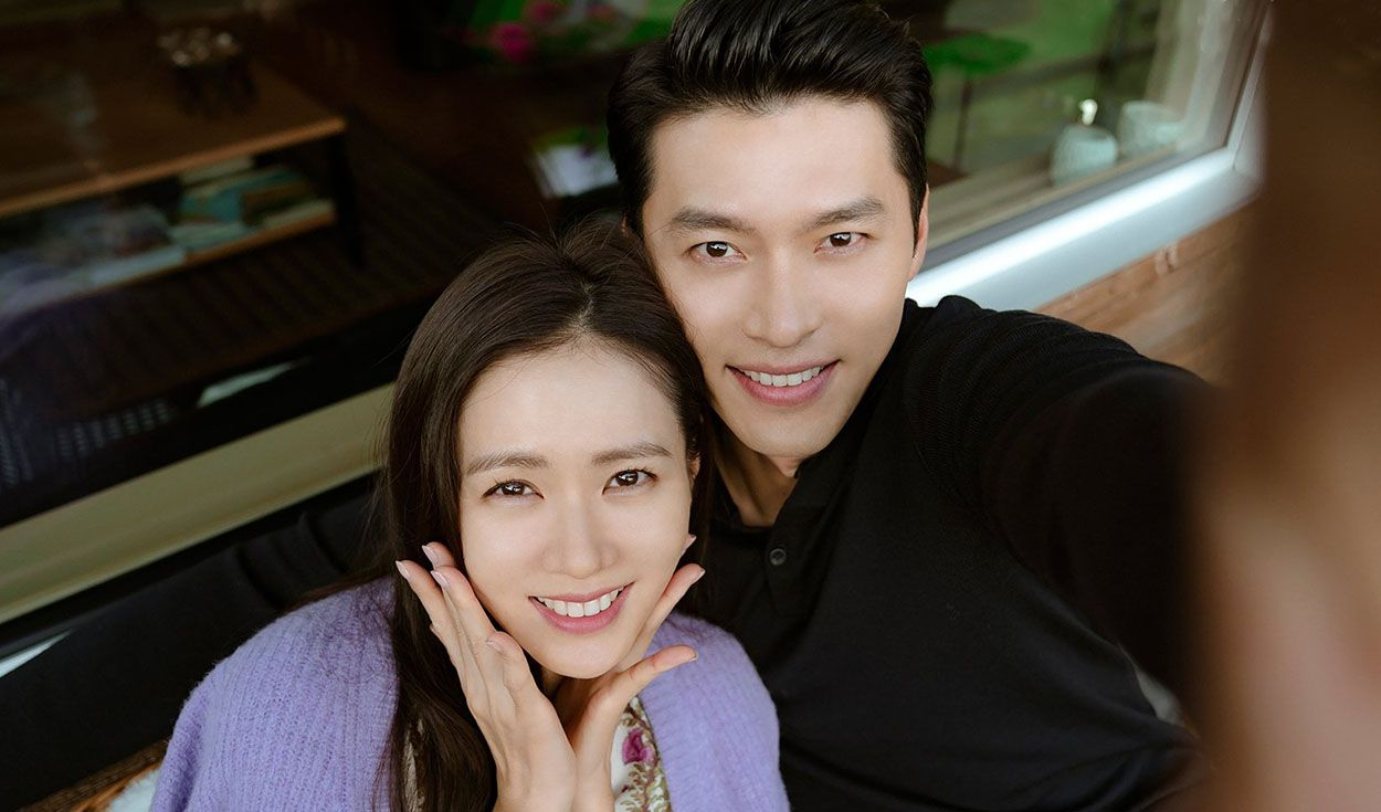 Son Ye Jin y Hyun Bin adquirieron el seudónimo de pareja 'BinJin' tras actuar en Crash landing on you/tvN