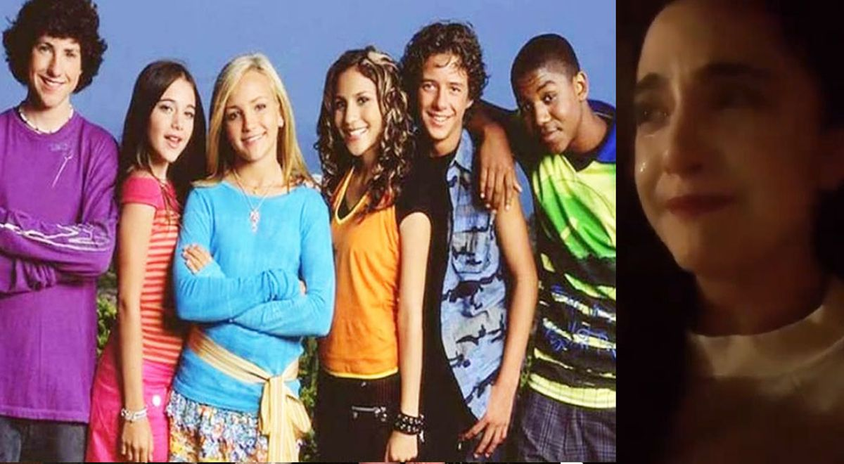 The Actress Of Zoey 101 Bursts Into Tears After Remembering