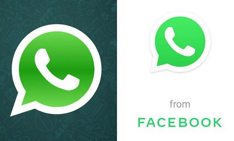 WhatsApp from Facebook.