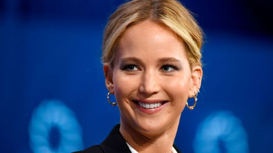 Jennifer Lawrence  Foto: AFP