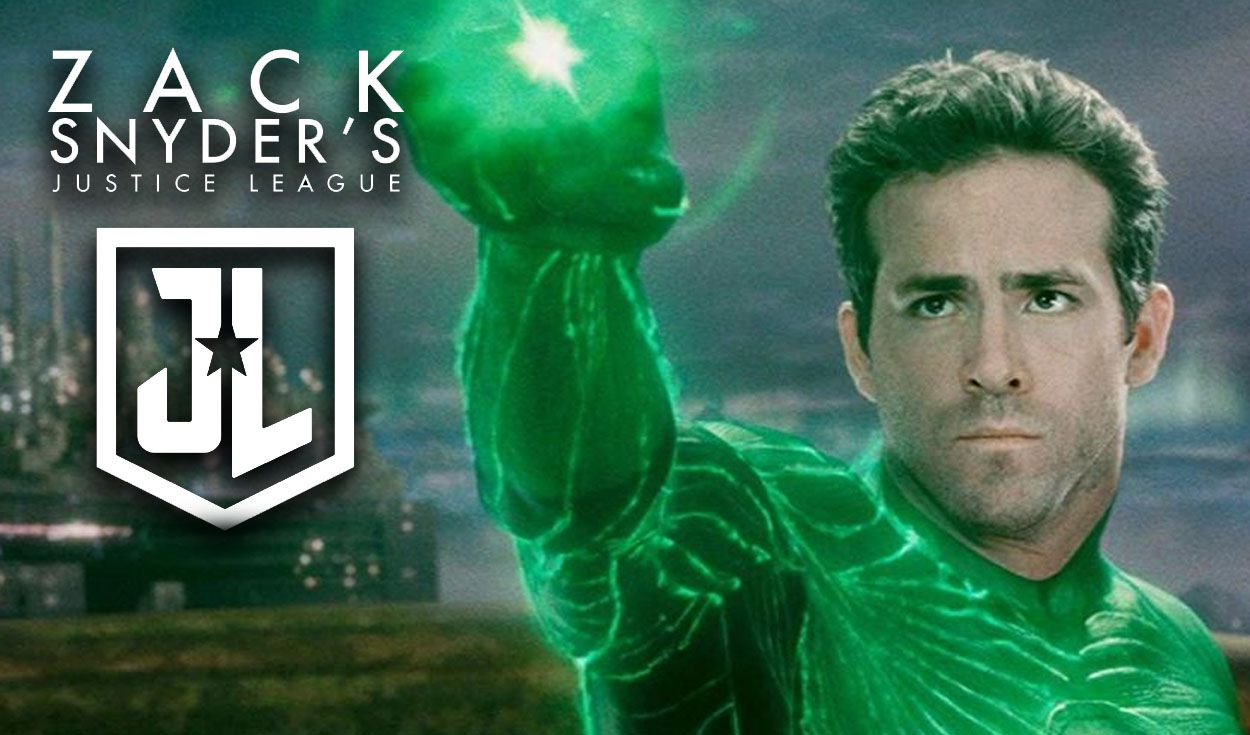 Ryan Reynolds estaba dispuesto a ser parte del Snyder Cut. Foto: Warner Bros/composición