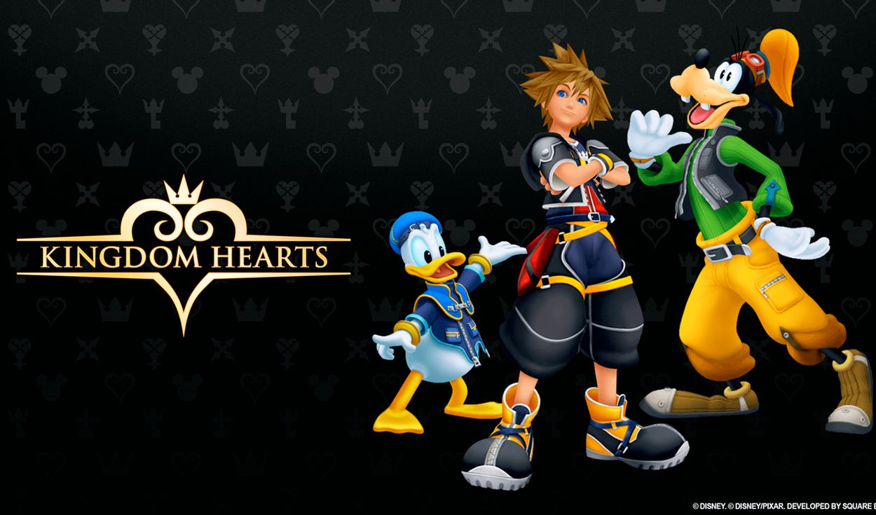 La saga de Kingdom Hearts conformada por los juegos Kingdom Hearts HD 1.5 + 2.5 Remix, Kingom Hearts HD 2.8 Final Chapter Prologue, Kingdom Hearts III + RE: Mind y Kingdom Hearts Melody of Memory  serán exclusivos de Epic Games Store. Foto: epic Games Store