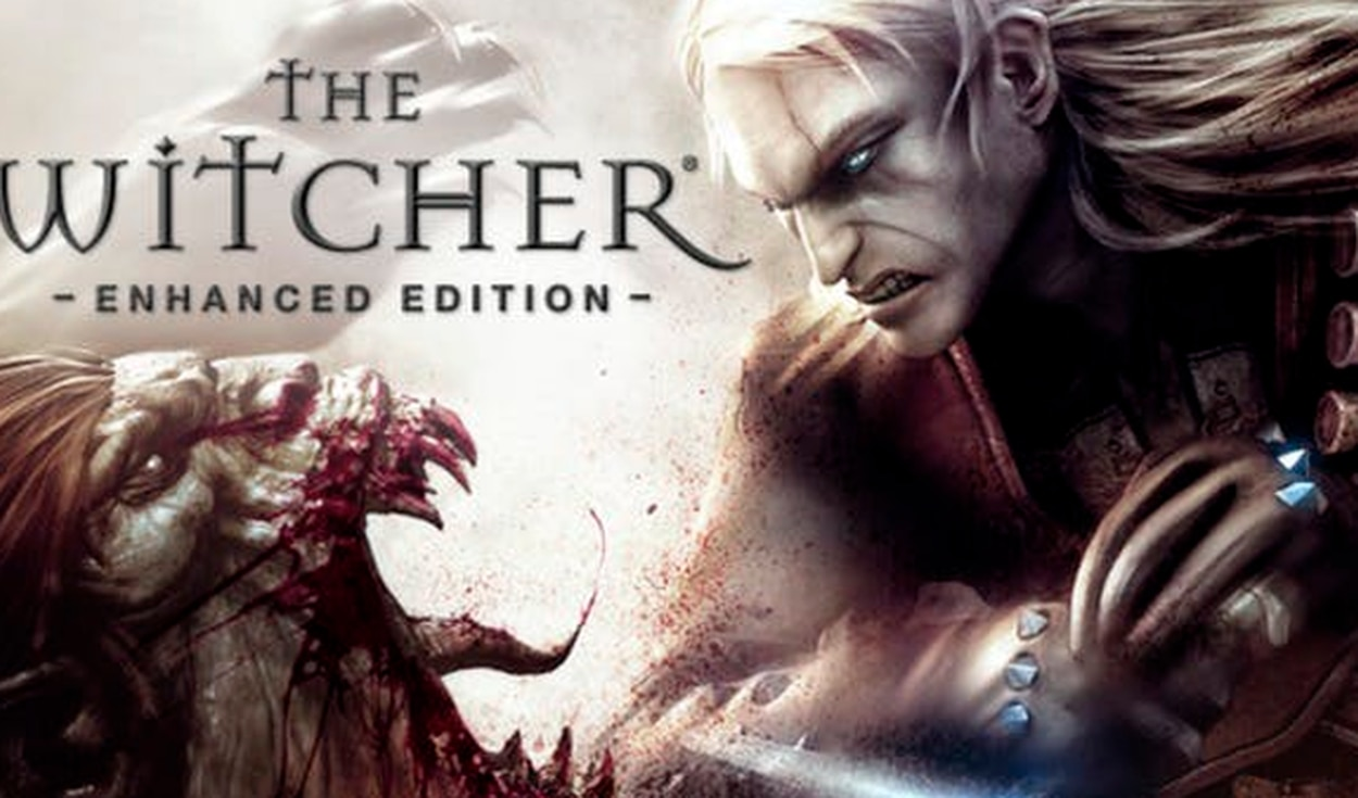 The Witcher Enhanced Edition Director's Cut está como juego gratis en GOG por algunas horas. Foto: CD Projekt RED