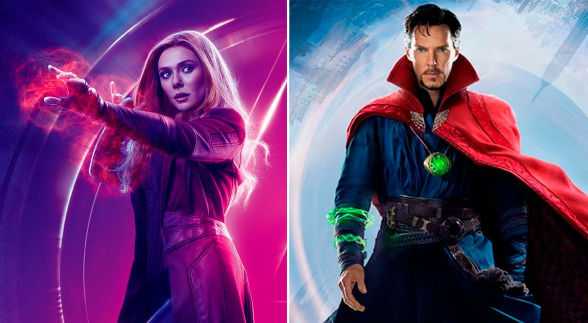 Marvel: Benedict Cumberbatch gave an indication to Scarlet Witch in Doctor Strange 2 | Elizabeth Olsen | Multiverse of Insanity ucm | Cinema and shows